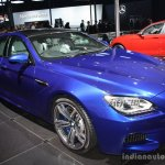BMW M6 Gran Coupe front three quarter live
