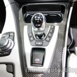 BMW M6 Gran Coupe gear stalk live