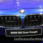 BMW M6 Gran Coupe grille live