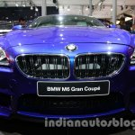 BMW M6 Gran Coupe nose live