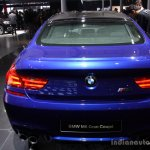 BMW M6 Gran Coupe rear live