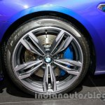 BMW M6 Gran Coupe wheel live