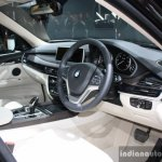BMW X5 dashboard live