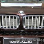 BMW X5 grille live