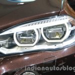 BMW X5 headlamp detail live