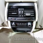 BMW X5 rear aircon live