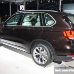 BMW X5 rear three quarter left live