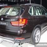 BMW X5 rear three quarter live