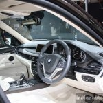 BMW X5 steering live