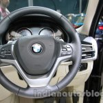BMW X5 steering wheel live
