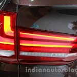 BMW X5 taillight detail live