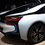 BMW i8 rear details live