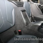 BMW i8 rear seats live