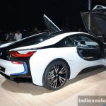 BMW i8 rear three quarter live