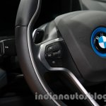 BMW i8 steering mounted control left live