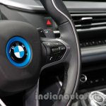 BMW i8 steering mounted control right live