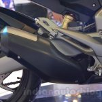 Bajaj Pulsar CS400 exhaust