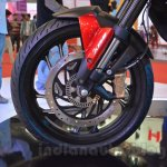Bajaj Pulsar CS400 front wheel