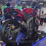 Bajaj Pulsar CS400 rear three quarters right