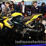 Bajaj Pulsar SS400 side view
