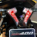 Bajaj Pulsar SS400 taillight on