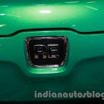 Bajaj RE60 Auto Expo 2014 badge
