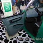 Bajaj RE60 Auto Expo 2014 front door