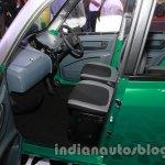 Bajaj RE60 Auto Expo 2014 front seat