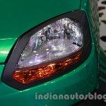 Bajaj RE60 Auto Expo 2014 headlight