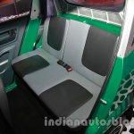 Bajaj RE60 Auto Expo 2014 rear seat