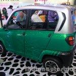 Bajaj RE60 Auto Expo 2014 side green