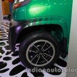 Bajaj RE60 Auto Expo 2014 wheel