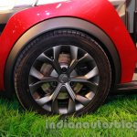 Bajaj U-Car Concept alloy wheel design