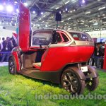 Bajaj U-Car Concept at Auto Expo 2014