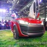 Bajaj U-Car Concept front 4
