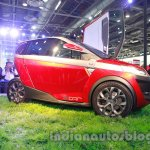 Bajaj U-Car Concept front three quarter view