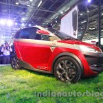 Bajaj U-Car Concept front three quarter