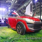 Bajaj U-Car Concept front three quarters