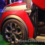 Bajaj U-Car Concept front wheel