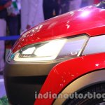 Bajaj U-Car Concept headlamp