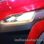 Bajaj U-Car Concept headlight