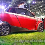 Bajaj U-Car Concept profile