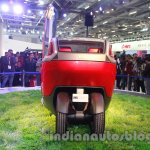 Bajaj U-Car Concept rear fascia