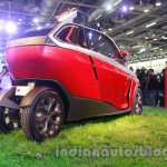Bajaj U-Car Concept rear three quarters