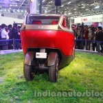 Bajaj U-Car Concept rear view