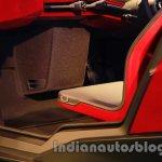 Bajaj U-Car Concept seat
