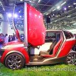 Bajaj U-Car Concept side view 2