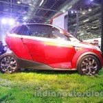 Bajaj U-Car Concept side view