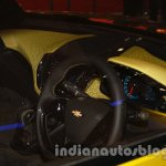 Chevrolet Adra Concept Dashboard at Auto Expo 2014