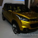 Chevrolet Adra Concept Front Left Profile at Auto Expo 2014